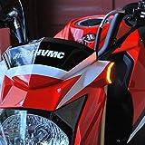 Kawasaki Z125 Front Turn Signals - New Rage Cycles