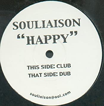 SOULIAISON - Happy - Maxi 45T