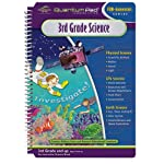 Quantum Pad Learning System: 3rd Grade Science Interactive Book and Cartridge