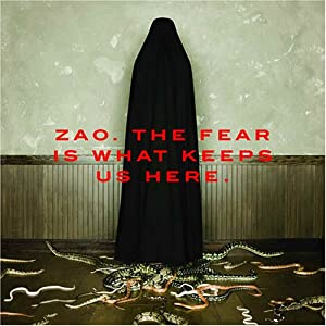 "Cover of ""The Fear Is What Keeps Us Here&..."