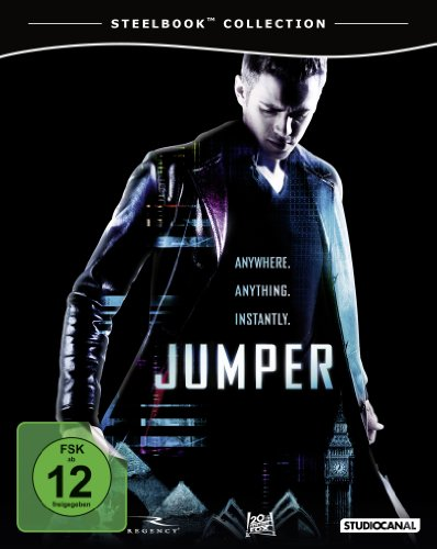 Jumper - Steelbook [Blu-ray]