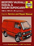 Bedford/Vauxhall Rascal Service and R...