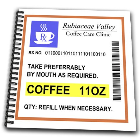 Blank Prescription Pad front-890877