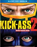 Kick-Ass 2 [Blu-ray + DVD + UltraViolet] (Bilingual)