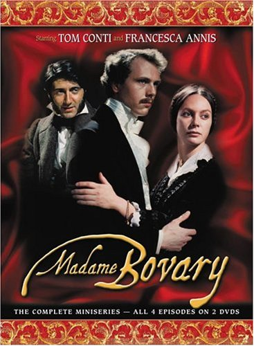 Cover art for  Madame Bovary - The Complete Miniseries