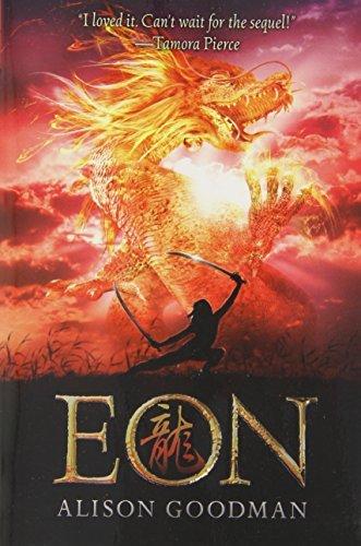 Eon by Alison Goodman (2010-08-31) (Eon Alison Goodman compare prices)