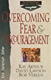 Overcoming Fear and Discouragement: Ezra, Nehemiah, Esther (International Inductive Study) (1565077024) by Arthur, Kay