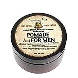 Sunny Isle Jamaican Black Castor Oil Hair Food Pomade Formulated Just for Men 4oz