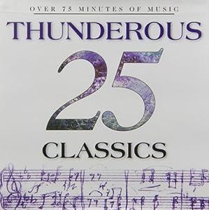 The 25 Thunderous Classics