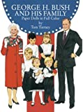 George H. Bush and His Family Paper Dolls