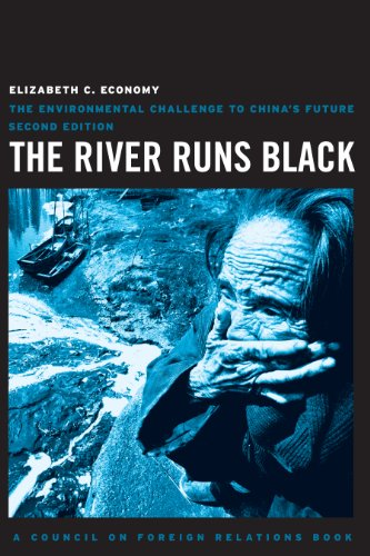 Elizabeth C. Economy - The River Runs Black