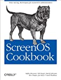 ScreenOS Cookbook (0596510039) by Stefan Brunner
