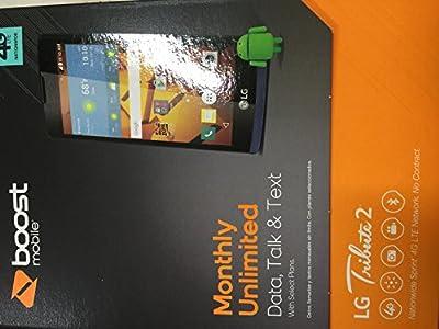 LG TRIBUTE 2 LS665 CDMA/EVDO/LTE ( Band 5) - Single Sim