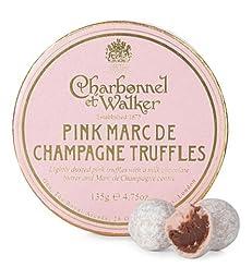 Charbonnel Et Walker - Pink Marc de Champagne Truffles \