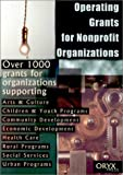img - for Operating Grants For Nonprofit Organizations: book / textbook / text book