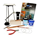 Jewelry Soldering Kit w/Butane Torch SFC Tools Kit-1700 (Color: Silver)