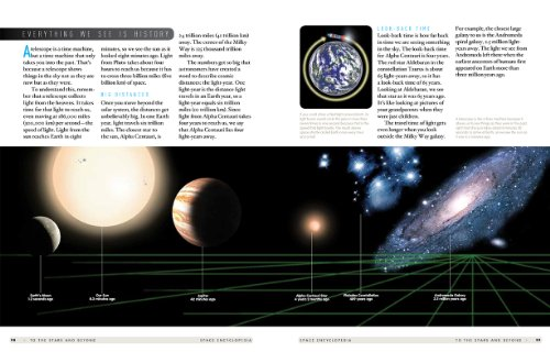 Space Encyclopedia A Tour Of Our Solar System And Beyond National