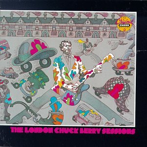 The London Chuck Berry Sessions artwork