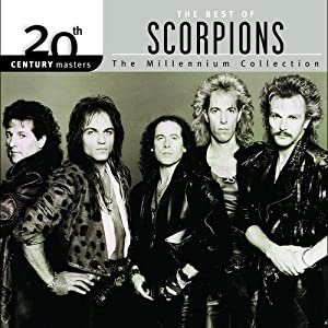 20th Century Masters:The Best of Scorpions Millennium Collection from Mercury