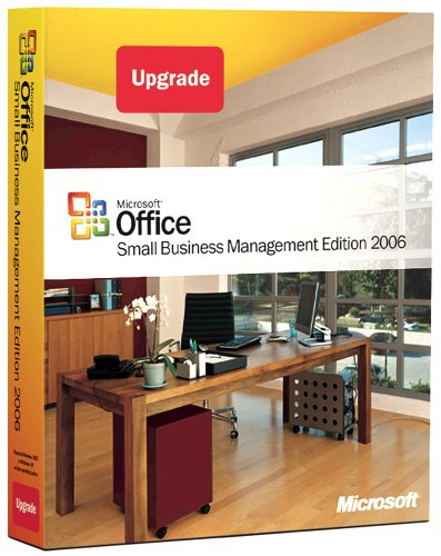 Microsoft Office Small Business Management Edition 2006 Upgrade [Old Version]