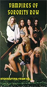 Vampires of Sorority Row [VHS]