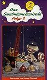 Das Sandmännchen ist da, Folge 3: Geschichten vom kleinen Känguruh [VHS]