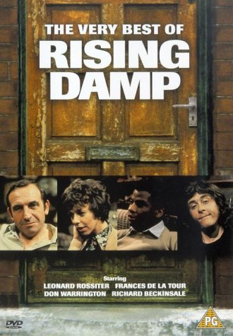 Rising Damp - the Very Best of Rising Damp [DVD]