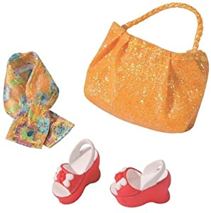 Zapf Creation - Missy Milly Shoes Bag & Scarf