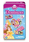 Disney Princess Dominoes Game Tin