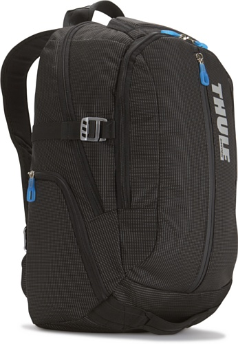 Thule Crossover TCBP-117 Backpack for 17-Inch Macbook/Pro/Air (Black)