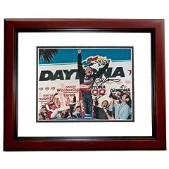 Dale Jarrett Autographed Hand Signed Nascar 8x10 Daytona 500 Champion Photo MAHOGANY... by Real Deal Memorabilia