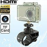 SUNSKY AT81 Full HD 1080P Sport Camcorder With Waterproof Case 5.0 Mega CMOS Sensor 30m Waterproof