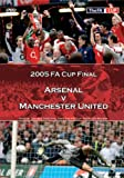 2005 FA Cup Final Manchester United v Arsenal FC - Man United [DVD]