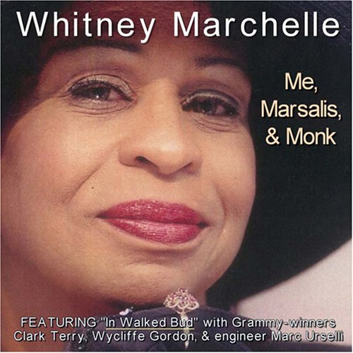 Album Me, Marsalis & Monk by Whitney Marchelle