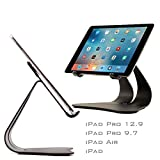 Thought Out Stabile 2.0 iPad Pro, iPad Air, iPad, Stand - Black