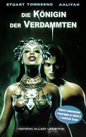 Die Königin der Verdammten [VHS]