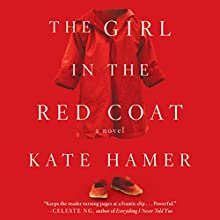 Girl in the Red Coat Audiobook by Kate Hamer Narrated by Antonia Beamish