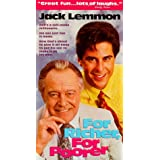 For Richer for Poorer [VHS]
