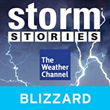 Storm Stories: Holding On (       UNABRIDGED) by The Weather Channel Narrated by Jim Cantore