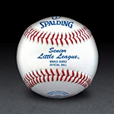 Spalding Little League Official Senior League Baseball