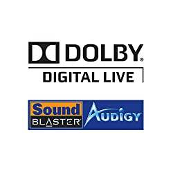 Dolby Digital Live Pack - SB Audigy Series (Download only, no CD available)
