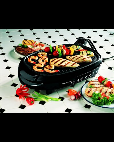Hamilton Beach HealthSmart® Indoor/Outdoor Grill