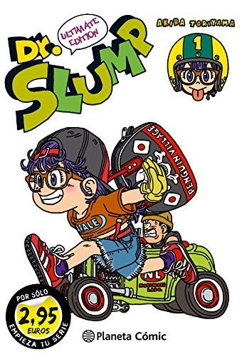 PS Dr.Slump - Número 01 (Promo Shonen A)