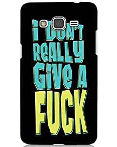 Hugo Samsung Galaxy On5 Back Cover Hard Case Printed Designer Multicolour