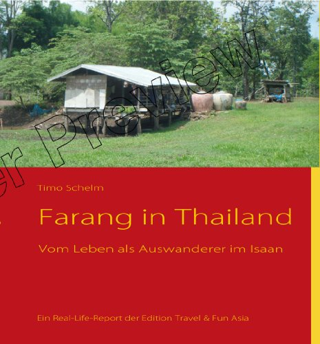 Farang in Thailand (German Edition)