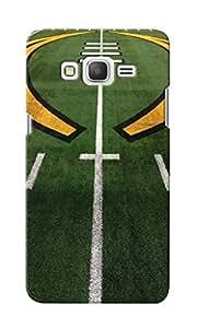CimaCase Stadium Ground Designer 3D Printed Case Cover For Samsung Galaxy Grand Prime