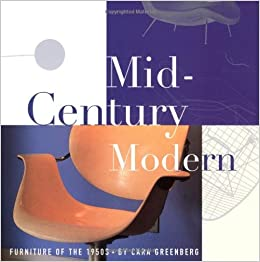 Mid century modern furniture of the 1950s cara greenberg for Amazon mid century modern furniture