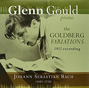 glenn gould the goldberg variations 1955 recording vinyl by glenn gould music. Black Bedroom Furniture Sets. Home Design Ideas
