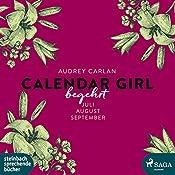 Begehrt (Calendar Girl 7-9) | Audrey Carlan
