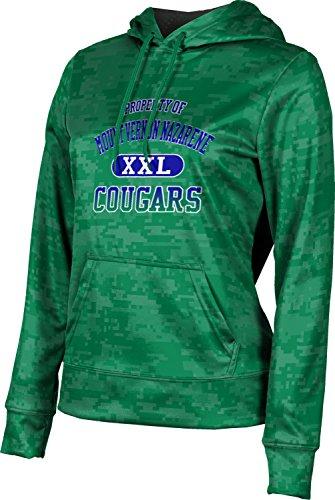 Women's Mount Vernon Nazarene Community College Digital Pullover Hoodie